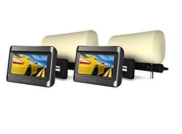 lecteur dvd de voiture double ecran