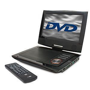 lecteur dvd portable avec port usb