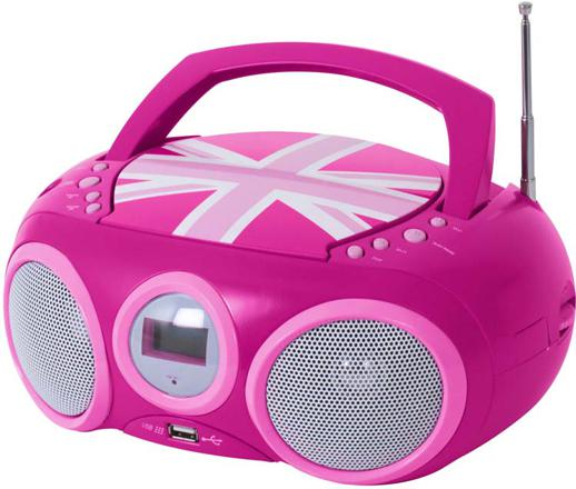 lecteur radio cd mp3 usb bigben