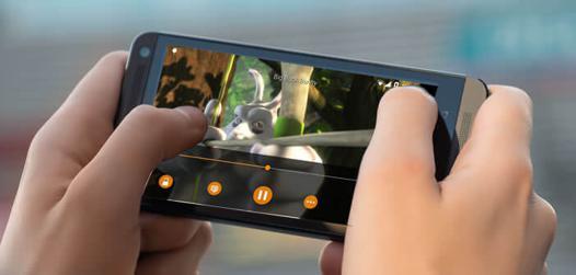 lecteur video pour android mobiles