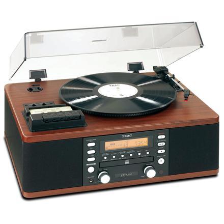 lecteur vinyle et cd
