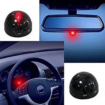 led alarme factice voiture