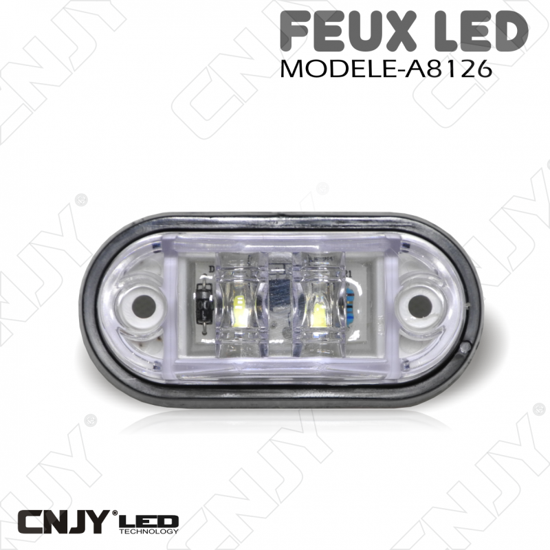 led camion