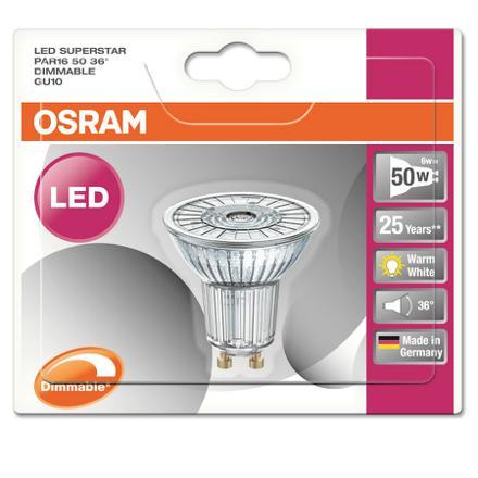 led gu10 osram