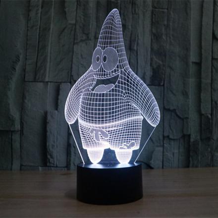 led lampe 3d