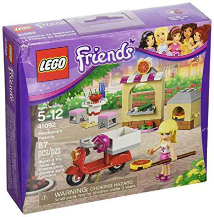 lego friends la pizzeria de stephanie
