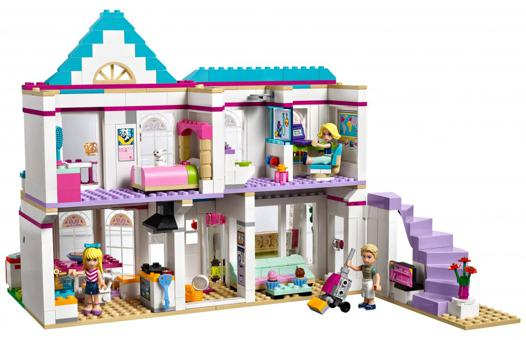 lego maison friends