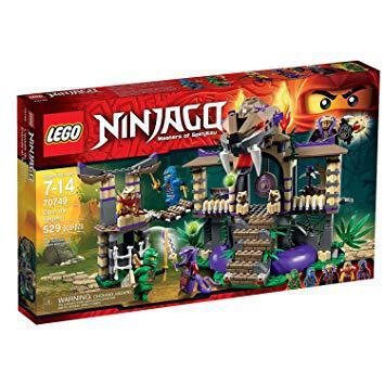 lego ninjago boite