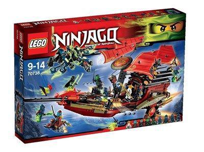 lego ninjago le qg des ninja