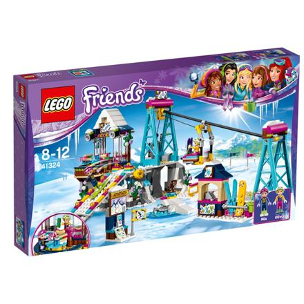lego ski friends