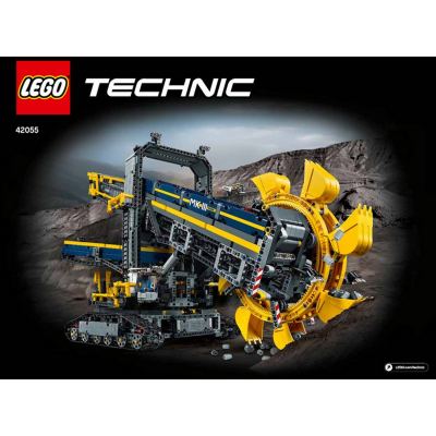 lego technic notice