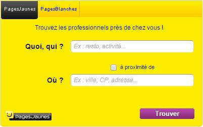 les pages blanches 69