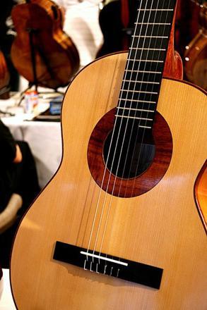 les plus belles guitares classiques