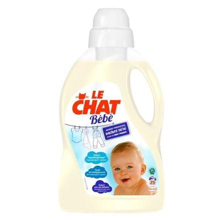 lessive bébé le chat