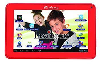 lexibook 2 tablet master