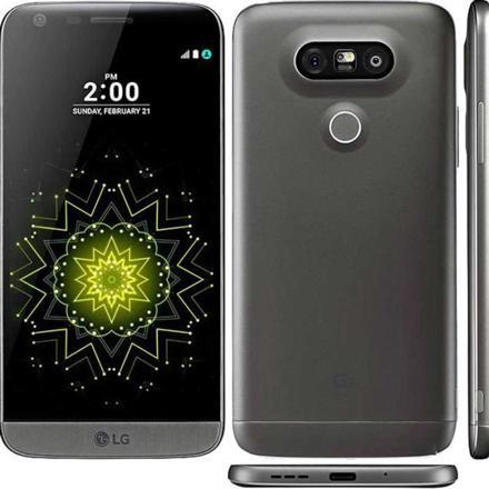 lg g5 noir