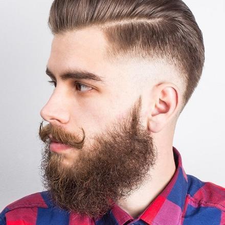 lisser barbe