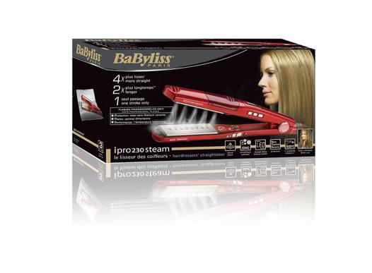 lisseur babyliss pro 230 steam