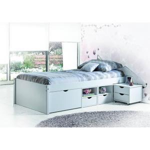 lit avec rangement 1 place
