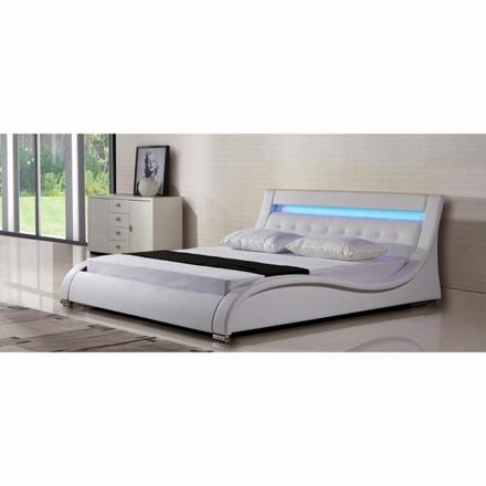 lit avec sommier 160x200