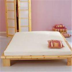 lit futon pin massif