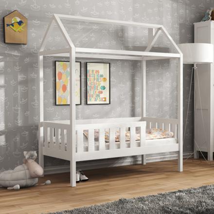 lit maison pour enfant