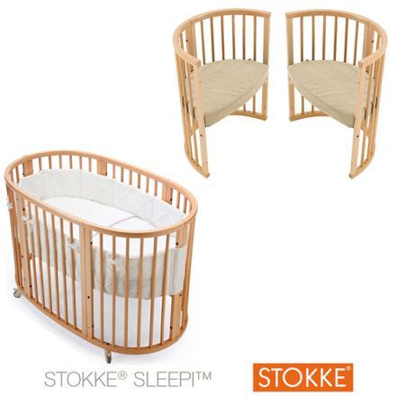 lit ovale pour bébé
