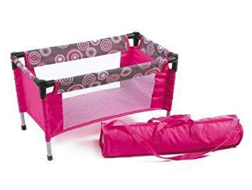lit parapluie pour poupon