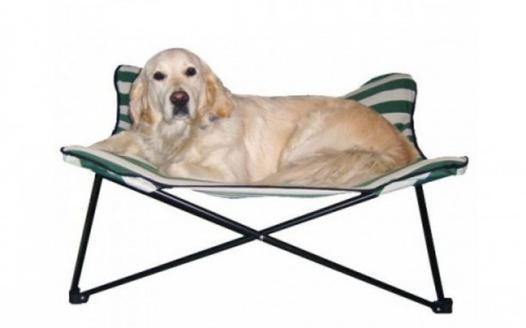 lit transat pour chien