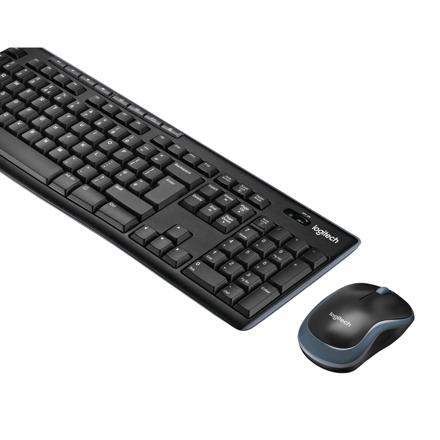 logitech clavier souris