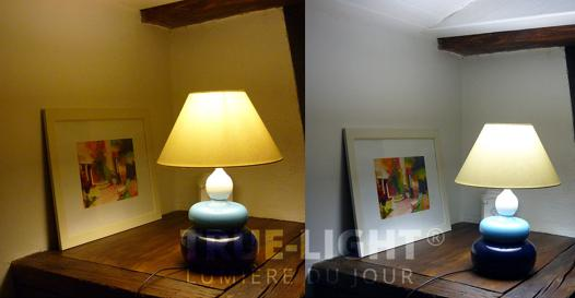 lumiere naturelle lampe