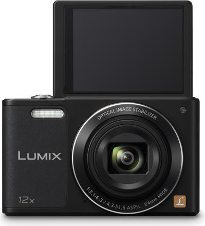 lumix ecran orientable