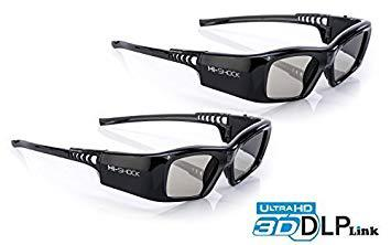 lunette 3d dlp