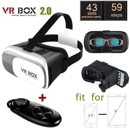 lunette 3d vr box