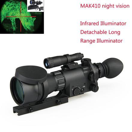 lunette fusil vision nocturne