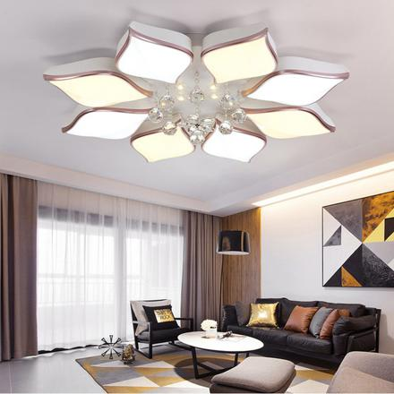 lustre moderne salon