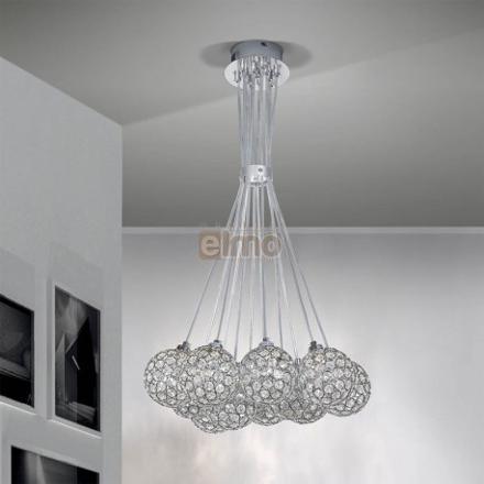 lustre moderne suspension