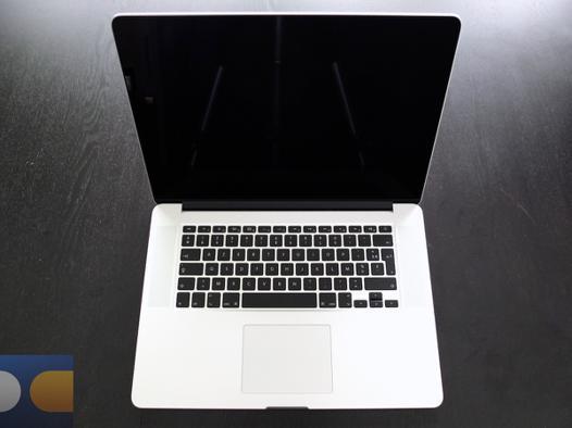 macbook ecran noir