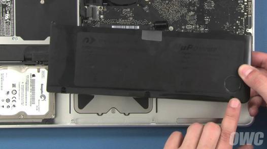 macbook pro 2009 batterie
