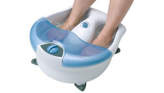 machine a bain de pied