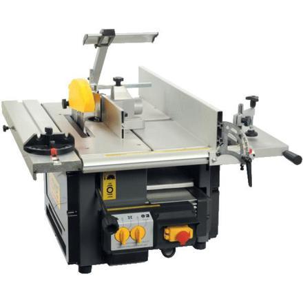 machine a bois multifonction