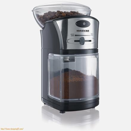 machine à café grain à moudre