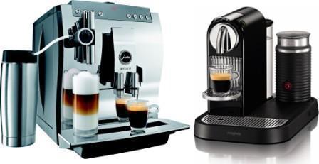 machine à café moulin intégré