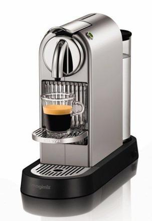 machine à café nespresso citiz