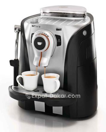 machine a cafe saeco avec broyeur