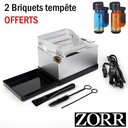 machine a cigarette electrique zorr