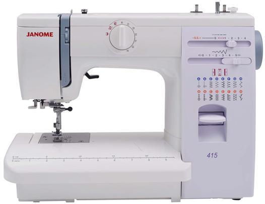 machine a coudre janome