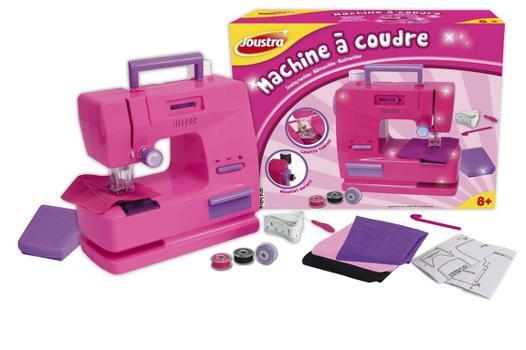 machine à coudre pour petite fille