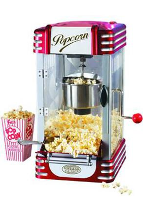 machine à pop corn simeo