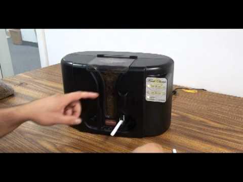 machine a tuber cigarette automatique